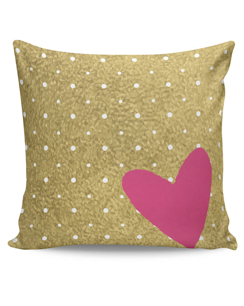 PosterGuy | Hearts Illustration Cushion Cover Online India