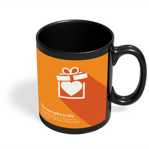 Coffee Mugs Online | Box Of Love Black Coffee Mug Online India