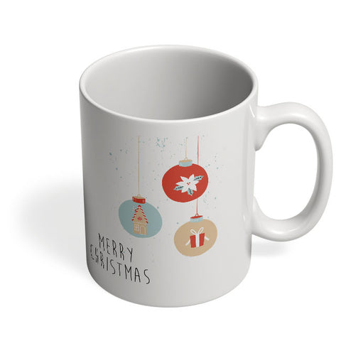 Coffee Mugs Online | Christmas Balls Mug Online India