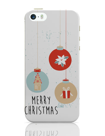 iPhone 5 / 5S Cases & Covers | Christmas Balls iPhone 5 / 5S Case Online India