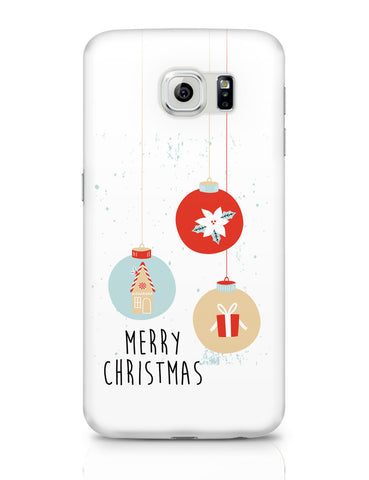 Samsung Galaxy S6 Covers | Christmas Balls Samsung Galaxy S6 Covers Online India