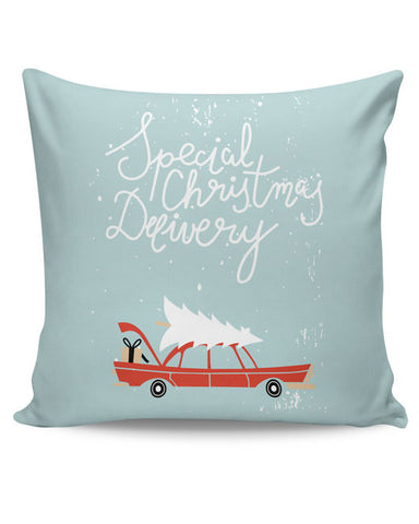PosterGuy | Special Christmas Delivery Cushion Cover Online India