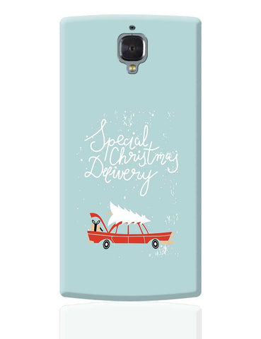 Special Christmas Delivery OnePlus 3 Cover Online India
