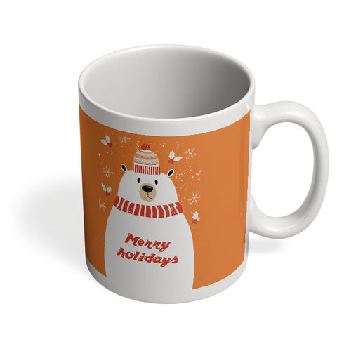 Coffee Mugs Online | Merry Holidays Mug Online India