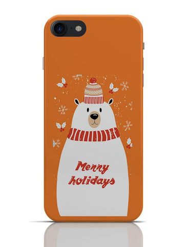 Merry Holidays iPhone 7 Covers Cases Online India