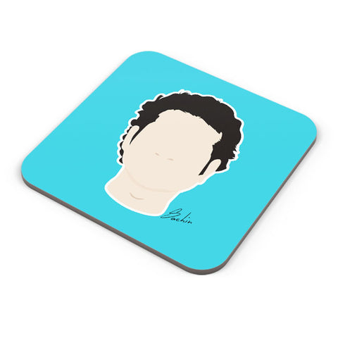Buy Coasters Online | Sachin illustration Coaster Online India | PosterGuy.in