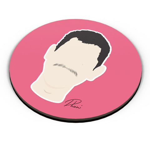 PosterGuy | MS.Dhoni illustration Fridge Magnet Online India by Arwa