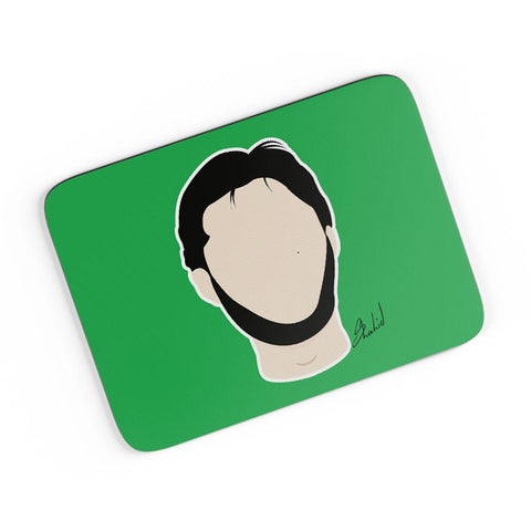Shahid Afridi Illustration A4 Mousepad Online India