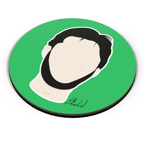 PosterGuy | Shahid Afridi Illustration Fridge Magnet Online India by Arwa
