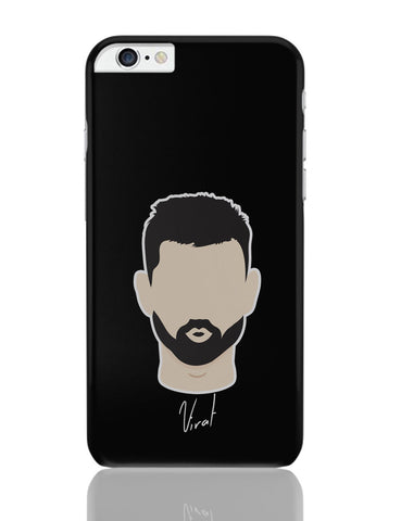 iPhone 6 Plus/iPhone 6S Plus Covers | Virat Kohli Illustration iPhone 6 Plus / 6S Plus Covers Online India