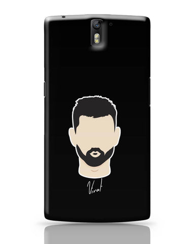 OnePlus One Covers | Virat Kohli Illustration OnePlus One Cover Online India