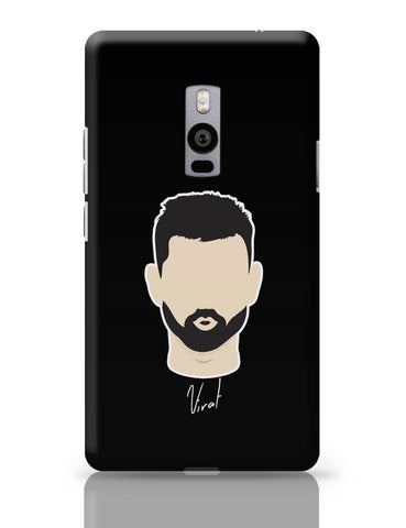 OnePlus Two Covers | Virat Kohli Illustration OnePlus Two Cover Online India