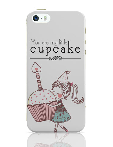 iPhone 5 / 5S Cases & Covers | You Are My Little Cupcake iPhone 5 / 5S Case Online India
