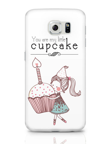 Samsung Galaxy S6 Covers | You Are My Little Cupcake Samsung Galaxy S6 Covers Online India