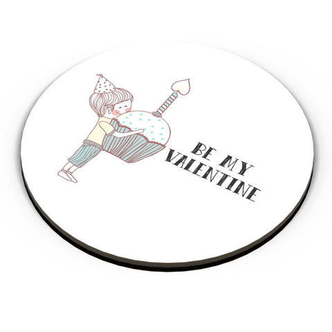 PosterGuy | Be My Valentine- Boy Fridge Magnet Online India by Arwa