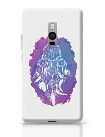 OnePlus Two Covers | Watercolor Dreamcatcher (Purple) OnePlus Two Case Cover Online India