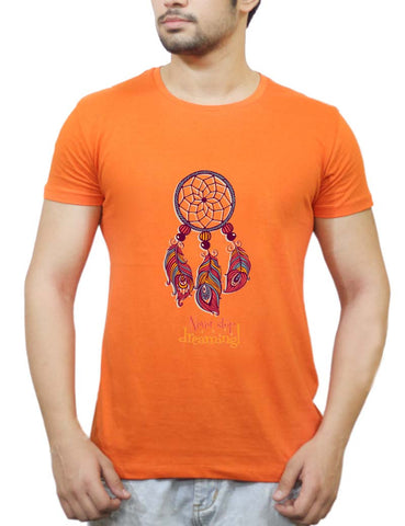 Buy Never Stop Dreaming! T-Shirts Online India | Never Stop Dreaming! T-Shirt | PosterGuy.in