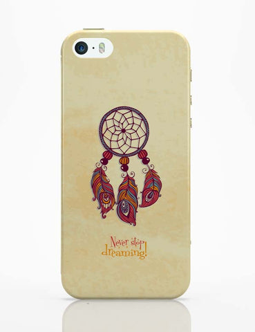 iPhone 5 / 5S Cases & Covers | Never Stop Dreaming! iPhone 5 / 5S Case Online India