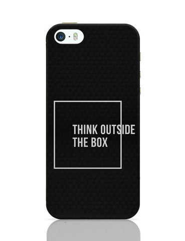 iPhone 5 / 5S Cases & Covers | Think Outside The Box iPhone 5 / 5S Case Cover Online India