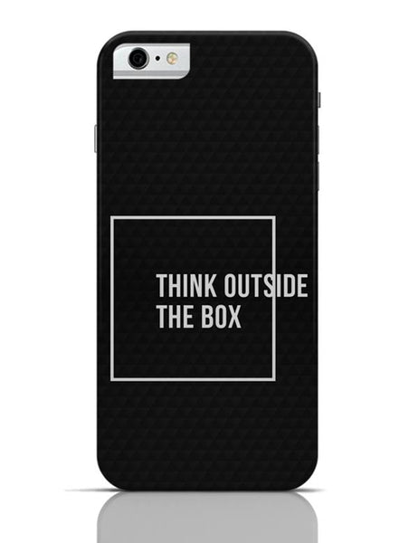 iPhone 6/6S Covers & Cases | Think Outside The Box iPhone 6 / 6S Case Cover Online India