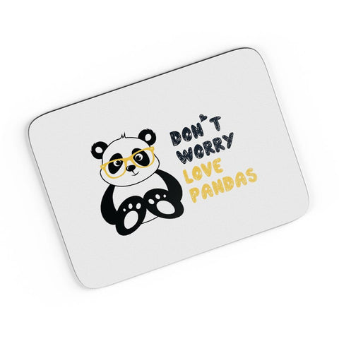 Don'T Worry Love Pandas A4 Mousepad Online India