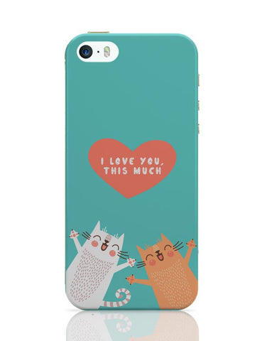 I love you this much iPhone Covers Cases Online India