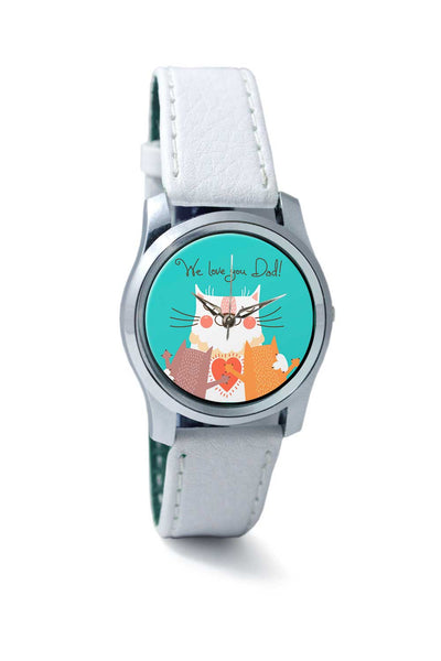 Women Wrist Watch India | We love you Dad Wrist Watch Online India