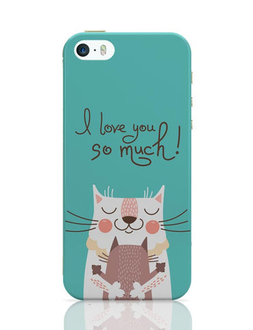 I love you so much iPhone Covers Cases Online India