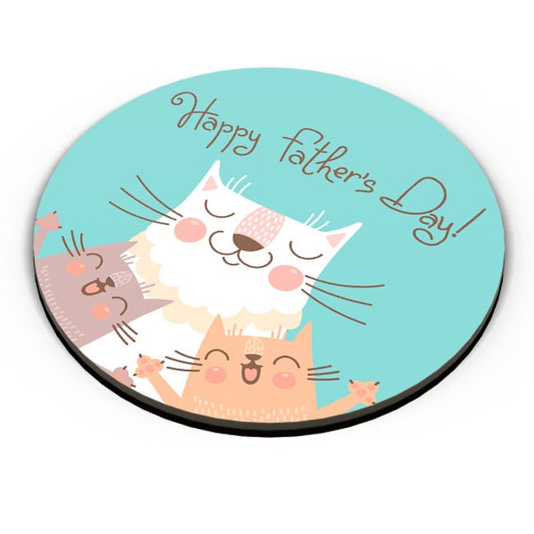 Happy Father's Day Fridge Magnet Online India