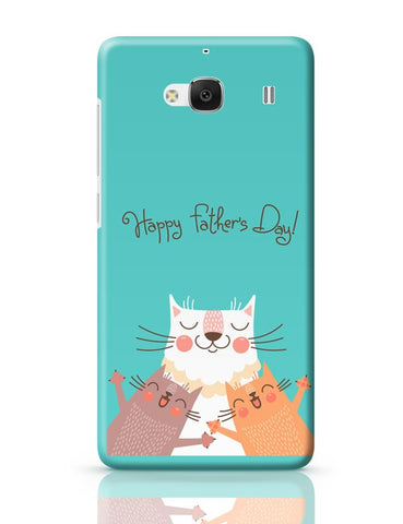 Happy Father's Day Redmi 2 / Redmi 2 Prime Covers Cases Online India