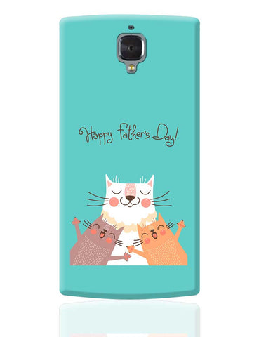Happy Father's Day OnePlus 3 Cover Online India