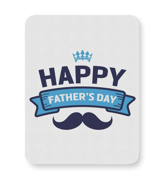 Happy Father's Day Mousepad Online India