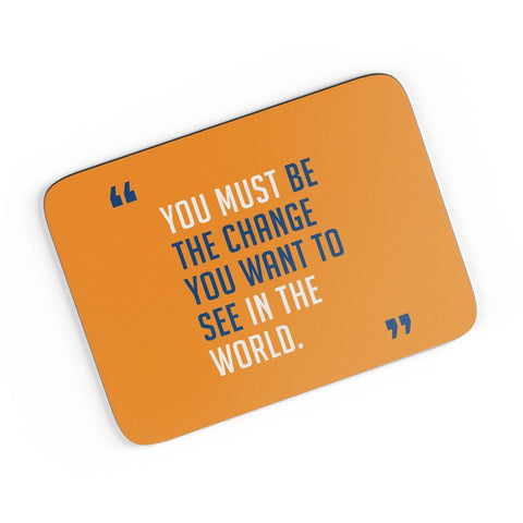 Be The Change A4 Mousepad Online India