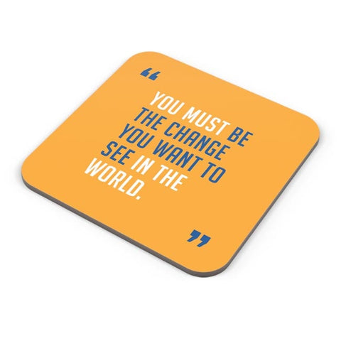 Be The Change Coaster Online India