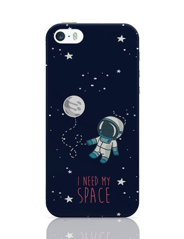I Need My Space iPhone Covers Cases Online India