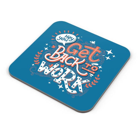 Get Back To Work Coaster Online India