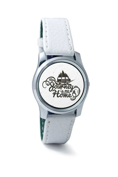 Women Wrist Watch India | The Journey Is My Home Wrist Watch Online India