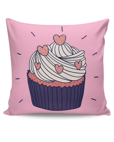 Cupcake is Love! Cushion Cover Online India