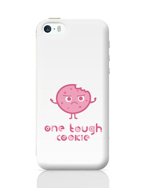One Tough Cookie(white) iPhone 5/5S Covers Cases Online India
