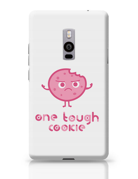 One Tough Cookie(white) OnePlus Two Covers Cases Online India