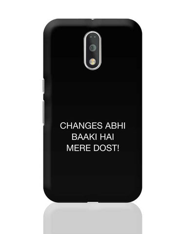 Changes Abhi Baaki Hai Moto G4 Plus Online India