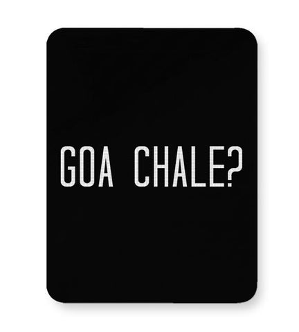 Goa Chale? Mousepad Online India