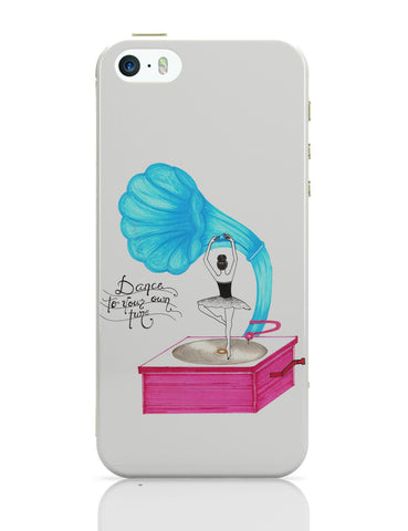 iPhone 5 / 5S Cases & Covers | Dance To Your Own Tune iPhone 5 / 5S Case Online India