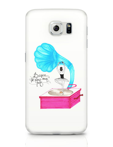 Samsung Galaxy S6 Covers | Dance To Your Own Tune Samsung Galaxy S6 Covers Online India