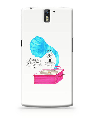 OnePlus One Covers | Dance To Your Own Tune OnePlus One Cover Online India