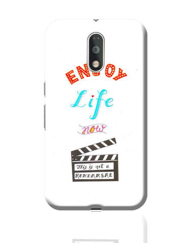 Enjoy Life Moto G4 Plus Online India