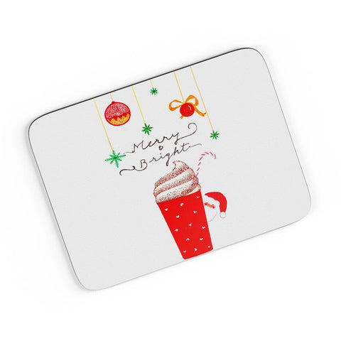 Merry & Bright A4 Mousepad Online India