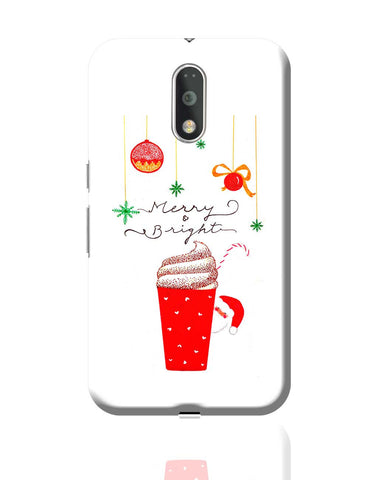 Merry & Bright Moto G4 Plus Online India