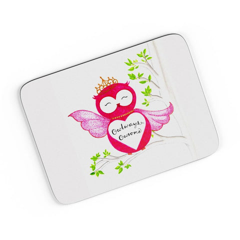 Owlways Owesome A4 Mousepad Online India
