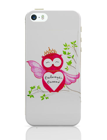iPhone 5 / 5S Cases & Covers | Owl ways Owesome iPhone 5 / 5S Case Online India